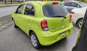2010 Nissan March full