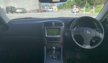 Lexus IS250 full